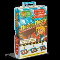 Развивающая настольная игра Много-много Банда умников УМ006