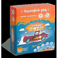 Развивающая настольная игра Трафик-джем Банда умников УМ001