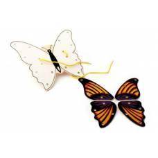 Деревянная игрушка Шнуровка Бабочка ЛЭМ 1029