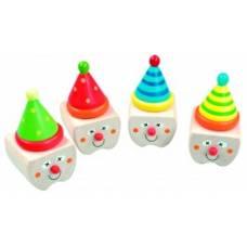 Деревянная игрушка  Шкатулка (футляр) для молочных зубов Bino 9986024