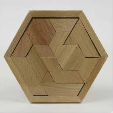 Деревянная игрушка Головоломка Танграм F 21454