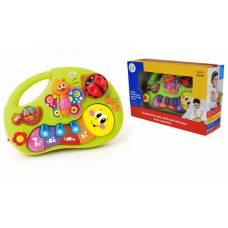 Музыкальная игрушка Веселое пианино HuiLe Toys 927