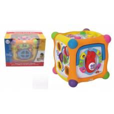 Развивающая игрушка Игровой центр Волшебный куб HuiLe Toys 936