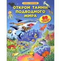 Книга с секретами Открой тайны подводного мира Робинс 978-5-4366-0143-4
