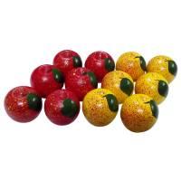 Деревянная игрушка Счетный материал яблочки RNTOYS Д-713