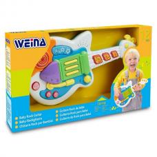 Музыкальная игрушка Weina Электронная гитара 2099