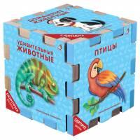 Книжный конструктор Животные Робинс 978-5-4366-0490-9