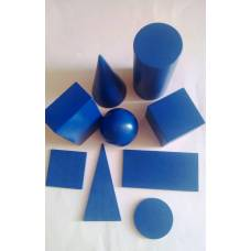 Набор геометрических фигур KOMAROVTOYS А 342 d60