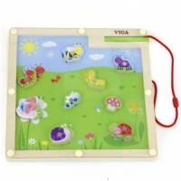 Деревянная игрушка  Игра Парк Viga Toys 50195