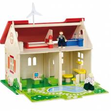 Деревянная игрушка  Кукольный домик Viga Toys 50349