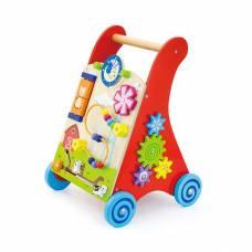Деревянная игрушка  Ходунки-каталка Viga Toys (50950) Viga Toys 50950