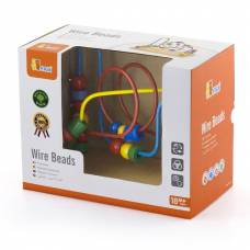 Деревянная игрушка  Лабиринт Бусинки Viga Toys 56256