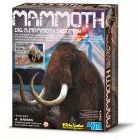 Набор для творчества 4M Скелет мамонта 00-03236