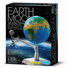 Набор для творчества 4M Модель Земля-Луна 00-03241