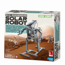 Набор для творчества 4M Робот на солнечной батарее 00-03294