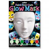 Набор для творчества 4M Разрисуй светящуюся маску 00-03333