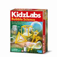 Набор для творчества 4M Волшебные пузыри 00-03351