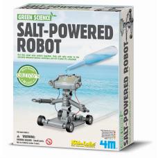 Набор для творчества 4M Робот на энергии соли 00-03353