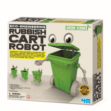 Набор для творчества 4M Робот-мусорный бак 00-03371