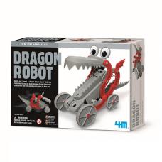 Набор для творчества 4M Робот-дракон 00-03381