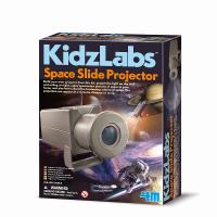 Набор для творчества 4M Проектор со слайдами Космос 00-03383