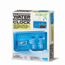Набор для творчества 4M Часы на энергии воды 00-03411
