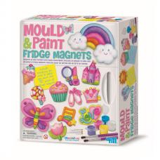 Набор для творчества 4M Магниты на холодильник 00-03536