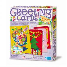Набор для творчества 4M Поздравительные открытки 00-04559