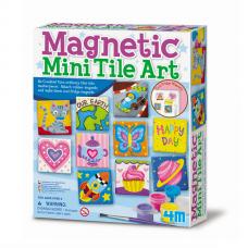 Набор для творчества 4M Разрисуй магниты 00-04563