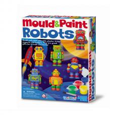Набор для творчества 4M Роботы 00-04653