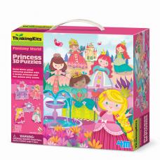 3D-пазл 4M Принцессы 00-04718