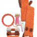 Набор для творчества 4M Комплект для вязания Шарф 00-04722