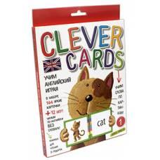 Учим английский играя. Уровень 1 Набор карточек+книга Айрис-пресс 978-5-8112-6168-0