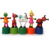 Деревянная игрушка Дергунчик MD0031