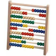 Деревянная игрушка Счеты большие BINO 84000