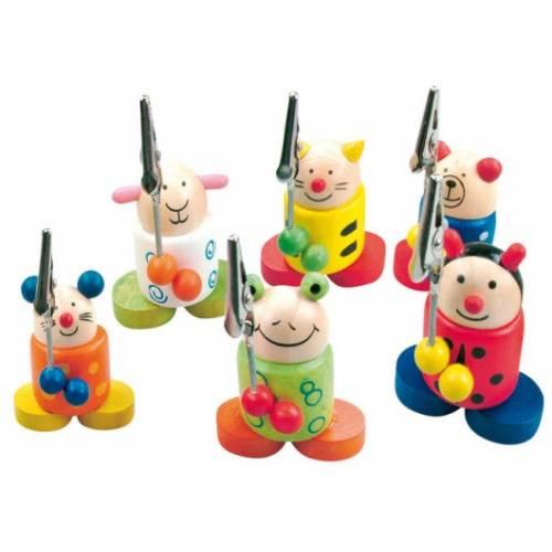 Деревянная игрушка Держатель для фото BINO 86021