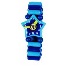 Деревянная игрушка Часы голубые BINO 87120