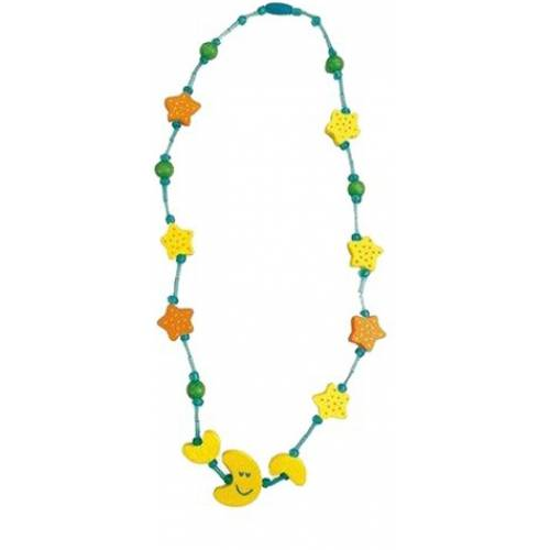 Деревянная игрушка Ожерелье Месяц BINO 89063