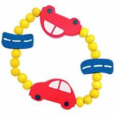 Деревянная игрушка Браслет Автомобиль BINO 89073
