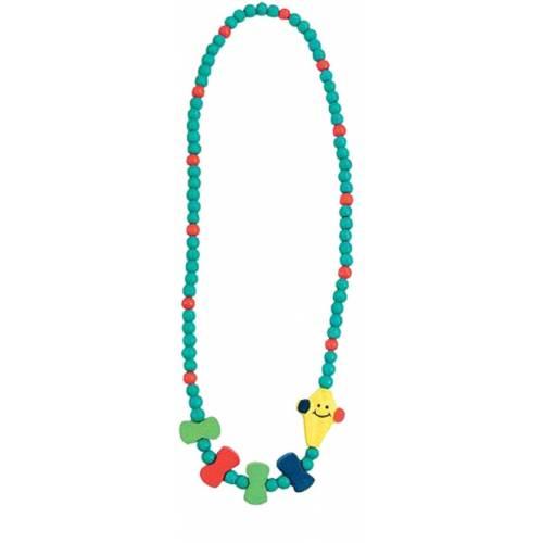 Деревянная игрушка Ожерелье Воздушный змей BINO 89081