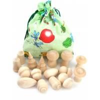 Деревянная игрушка Волшебный мешочек Лес RNTOYS Д-482