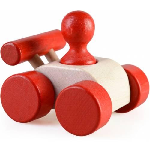 Деревянная игрушка Гоночная машина ТАТО кт-008