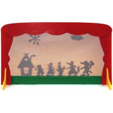 Деревянная игрушка Ширма для театра теней KOMAROVTOYS М 424