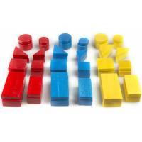 Деревянная игрушка Блоки Дьенеша ТАТО срт-004