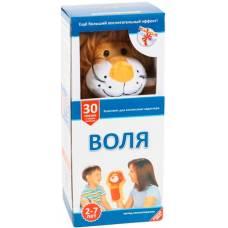 Раннее развитие Комплект с игрушкой «Воспитание характера сказкой. Воля», УМНИЦА У5001