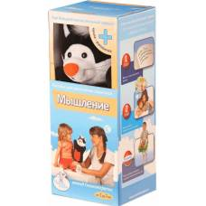 Раннее развитие Комплект с игрушкой «Воспитание характера сказкой. Мышление», УМНИЦА У5003
