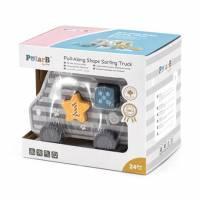 Каталка Viga Toys PolarB Машинка-сортер 44041