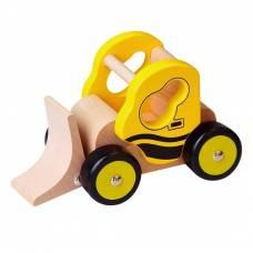 Игрушка Viga Toys Бульдозер 59672VG