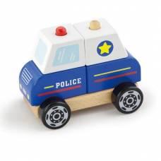 Игрушка Viga Toys Полицейская машина 50201