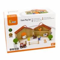 Игрушка Деревянная ферма Viga Toys 51618